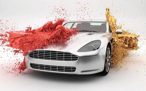 как красить авто зимой