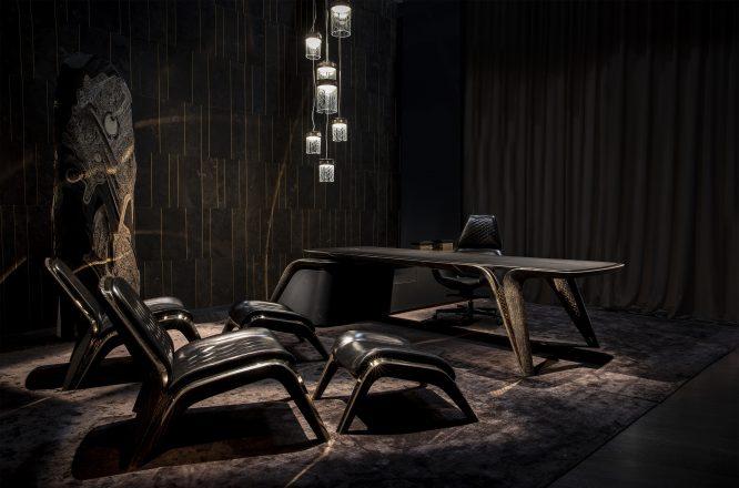 Мебель Bentley.
