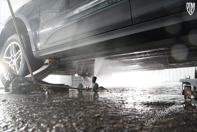 мытье автомобиля своими руками