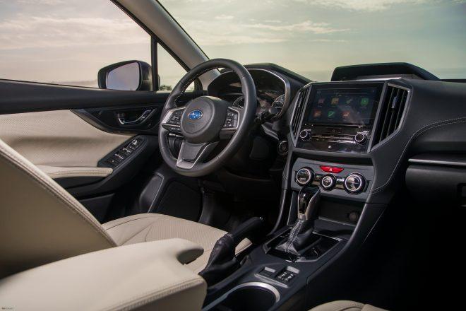 Subaru Impreza Limited.