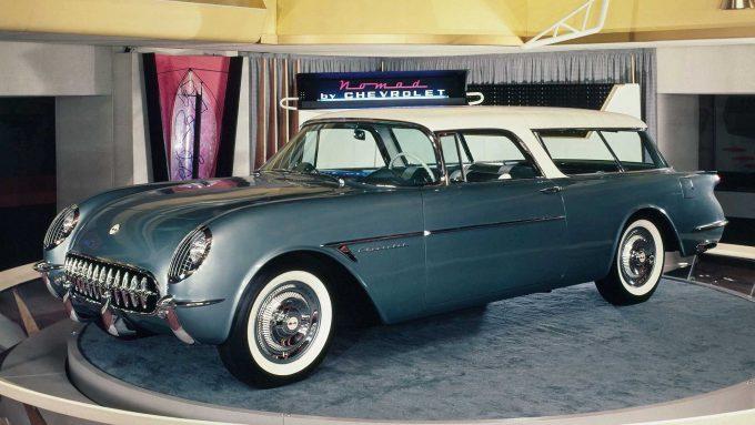 Chevrolet Nomad.