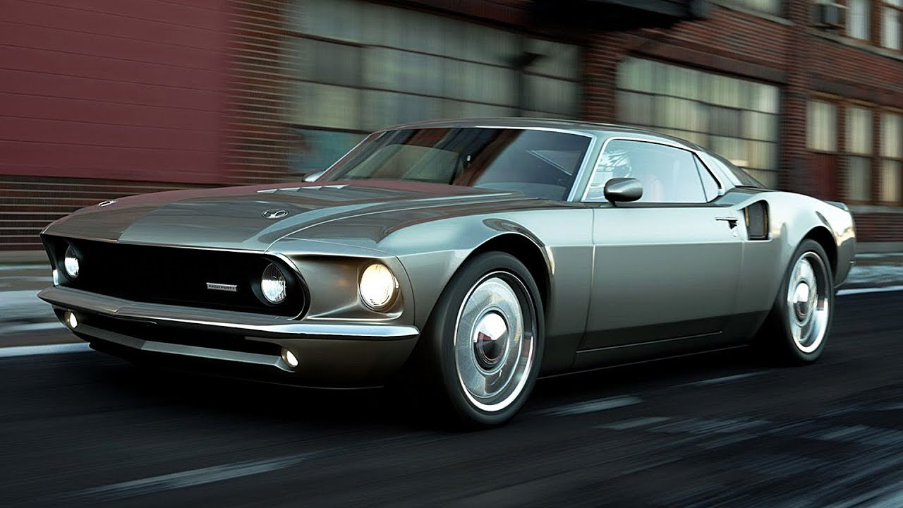 Ford Mustang Mach.