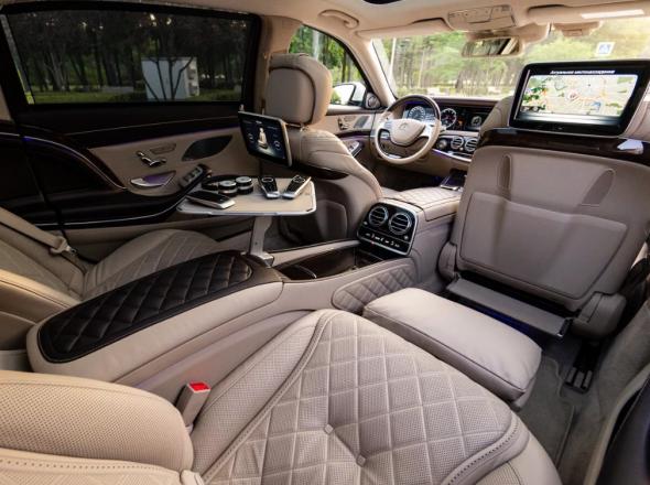 Mercedes-Maybach.