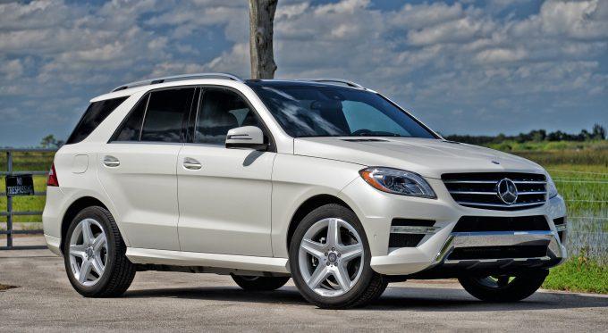 Mercedes ML.