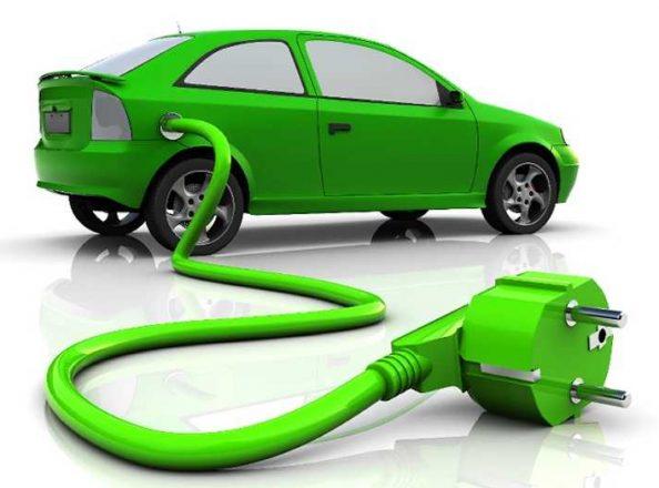 «Зелёное» авто.