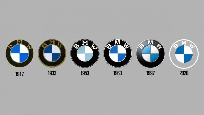 Эмблемы «БМВ».