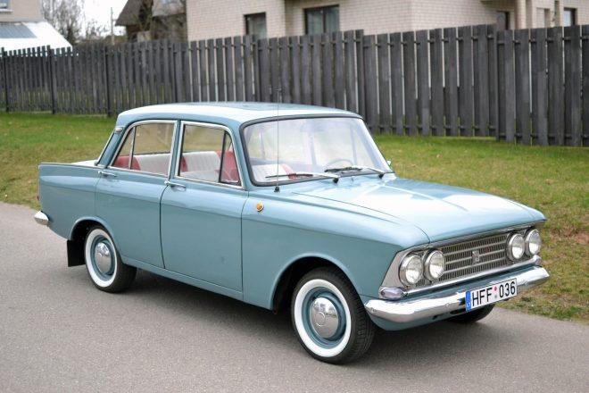 «Москвич-408».