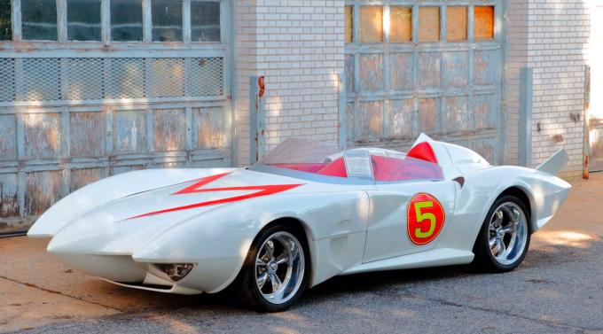 Mach 5 – Speed Racer.