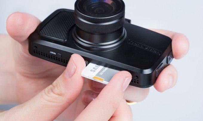 как выбрать карту памяти для видеорегистратора