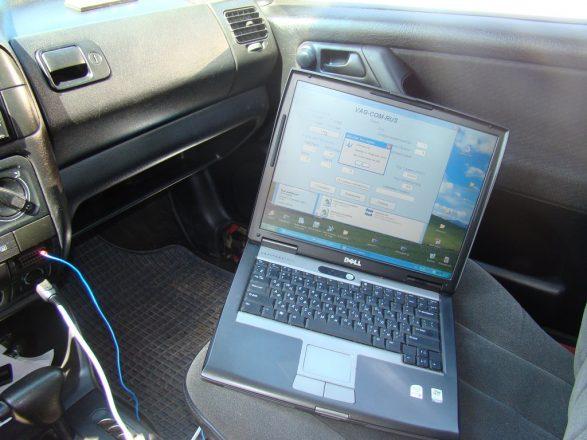 обновление ПО навигатора через ноутбук