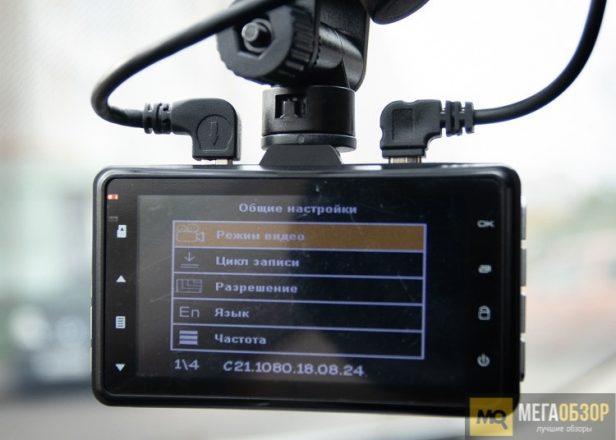 видеорегистратор не пишет видео