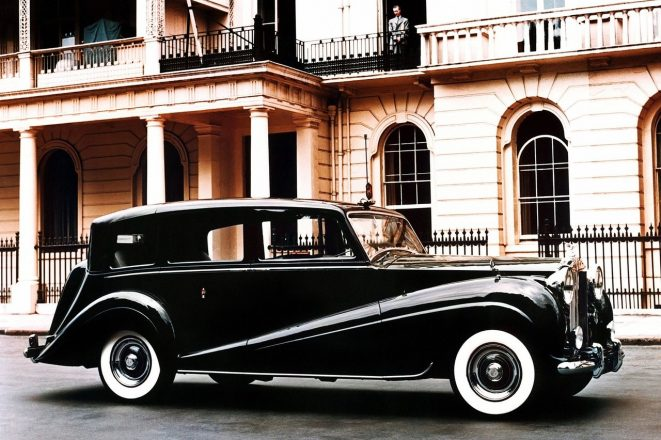 авто королевы елизаветы