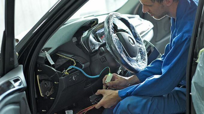 проверка сигнализации в авто